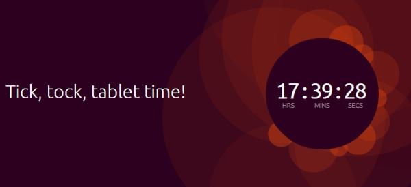 Ubuntu countdown