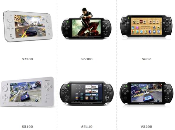 JXD tablets