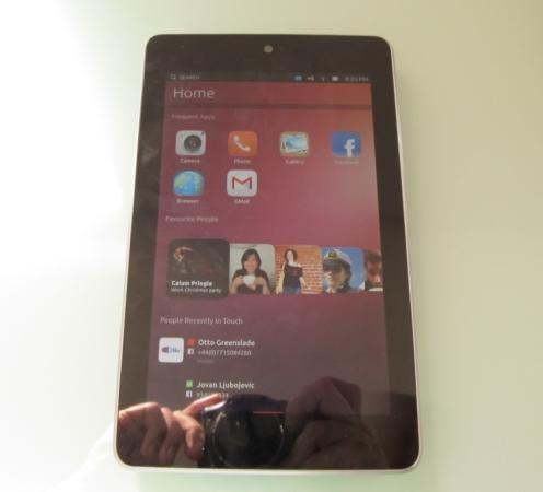 Ubuntu Touch 13.04