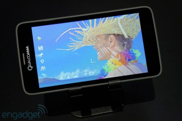 Qualcomm Mirasol 2560 x 1440 pixel display