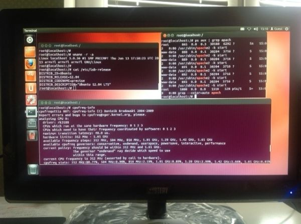 RK3188 Ubuntu