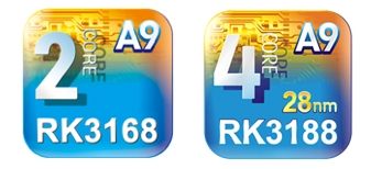 RK3168 and RK3188