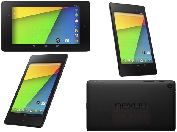 Google Nexus 7 Android Police leak