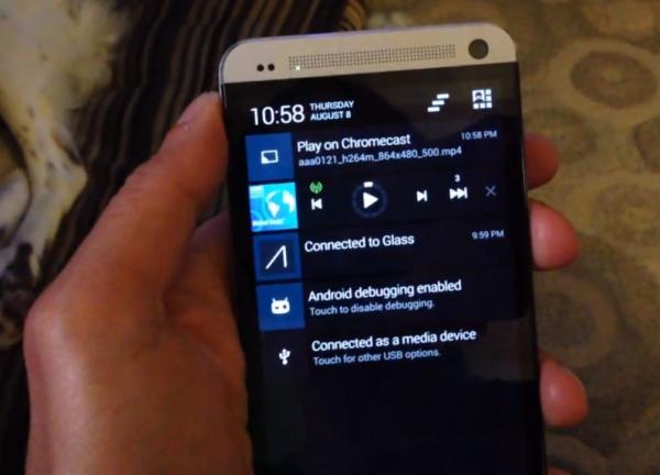 CyanogenMod Chromecast