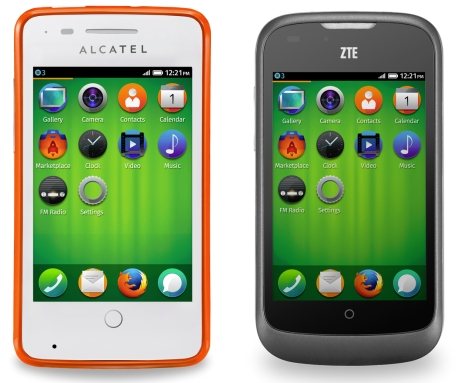 Firefox OS phones