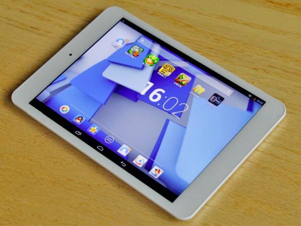 HP Compaq tablet