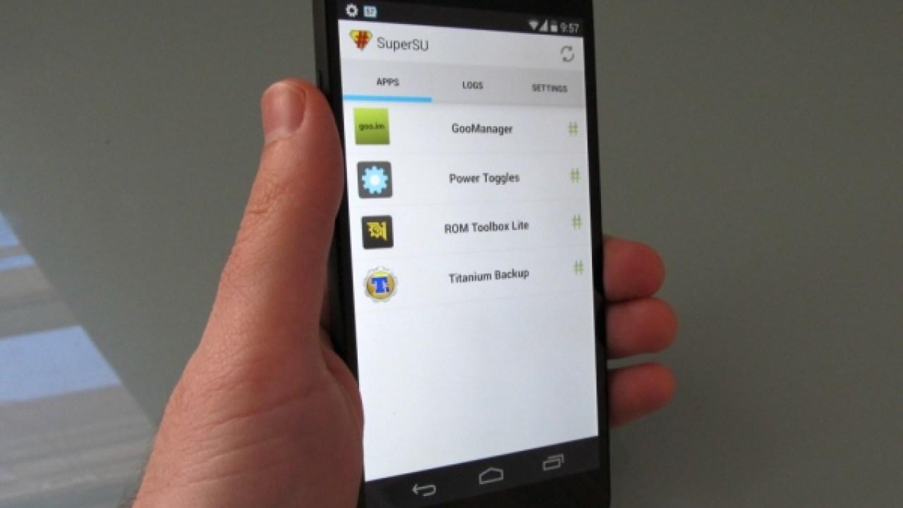 Google Nexus 5: How to root, unlock the bootloader, install