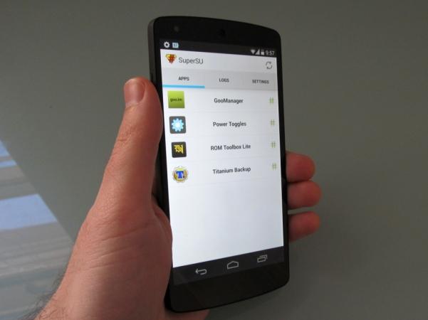 Google Nexus 5: How to root, unlock the bootloader, install custom