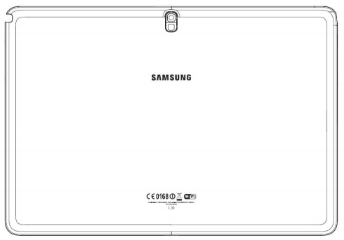 Sasmung Galaxy Note 12.2