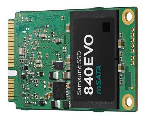 Samsung 840 EVO mSATA SSD