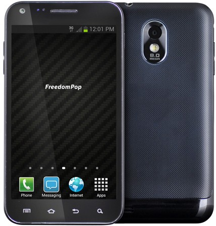 FreedomPop Privacy Phone