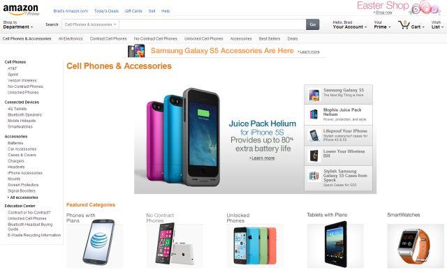 Amazon phones