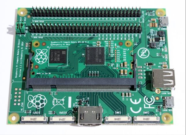 Looks Like Raspberry Pi Printed Circuit Board By Mawoki
