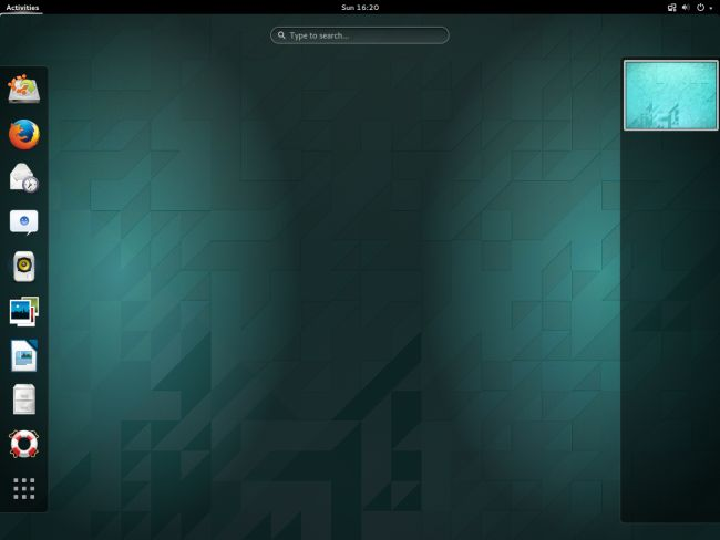 Ubuntu GNOME 14.04 LTS