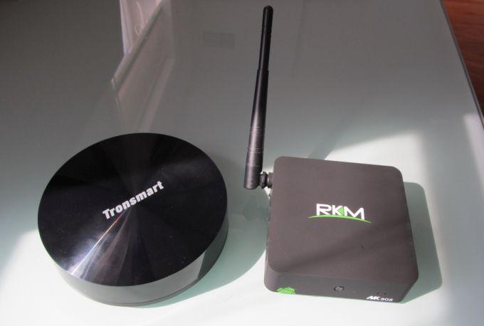 Android TV boxes: Tronsmart Vega S89 vs  Rikomagic MK902 - Liliputing