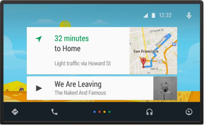 Google introduces Android Auto - Liliputing