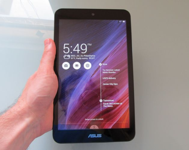 Asus MeMO Pad 8 Android tablet review - Liliputing