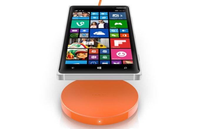nokia wireless charging plate