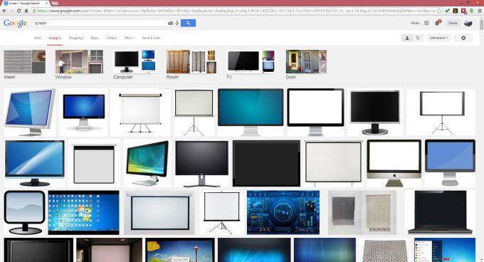 google displays