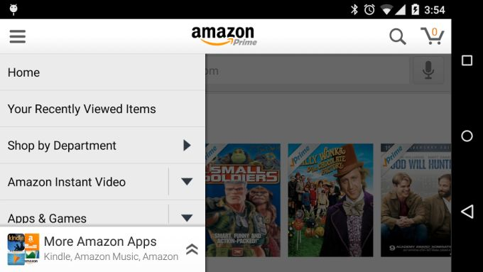 amazon android