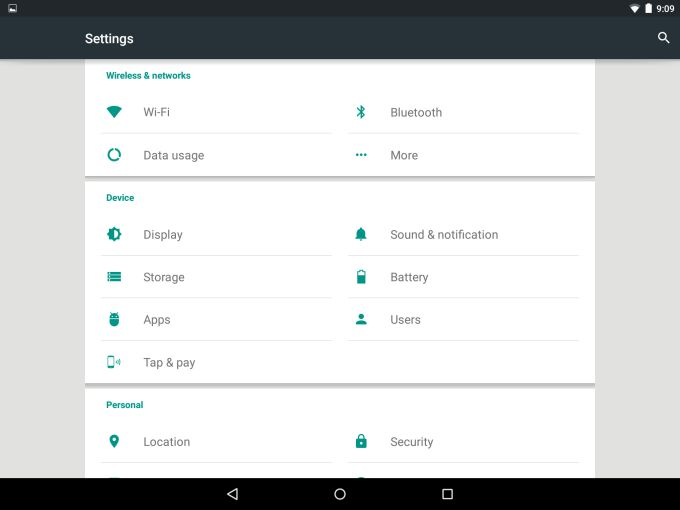 This is Google Android 5 0 Lollipop - Liliputing