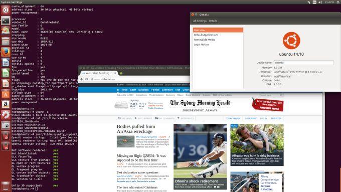 ubuntu meegopad