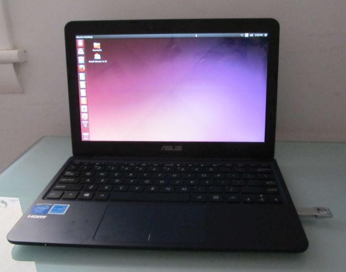 Ubuntu (32 no WiFi)