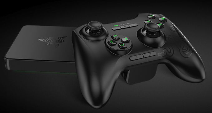 Razer Forge TV is a $100 game console running Android TV