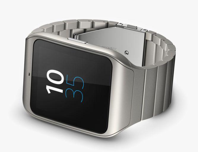 sony smartwatch 3 steel