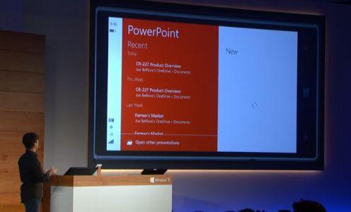 win10 powerpoint