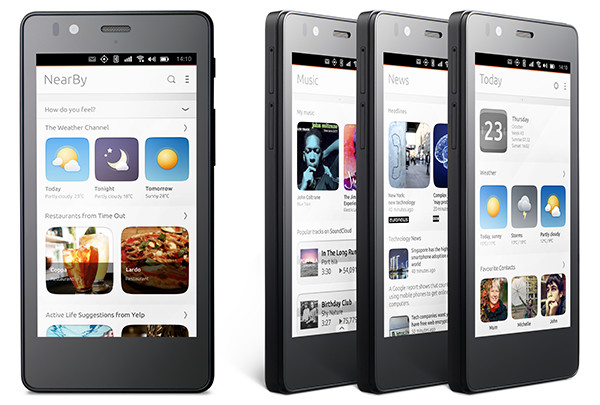 Ubuntu Phone BQ2