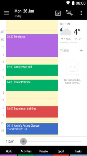 6 great calendar apps for Android - Liliputing