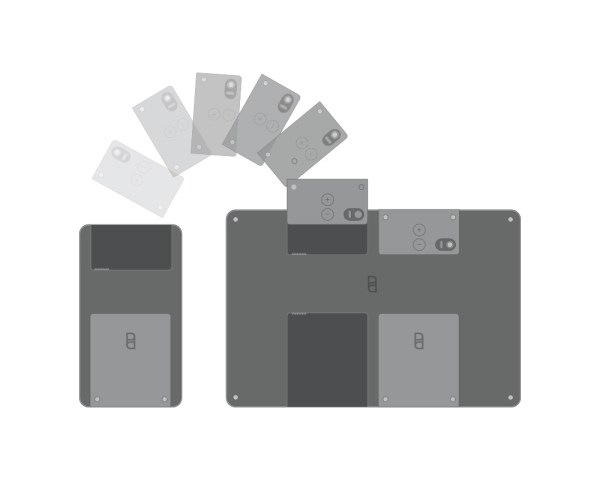 Click Arm modules