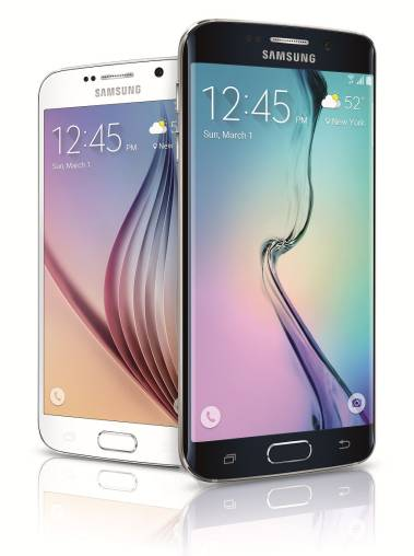 galaxy s6 and edge