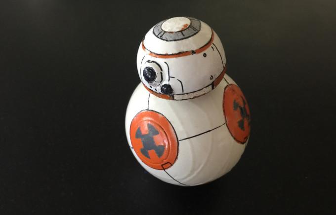 BB8 Sphero DIY