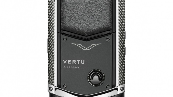 Vertu Signature Bentley 1