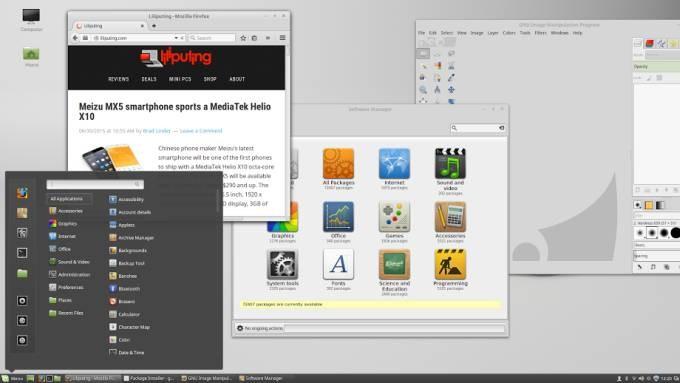 linux mint 172