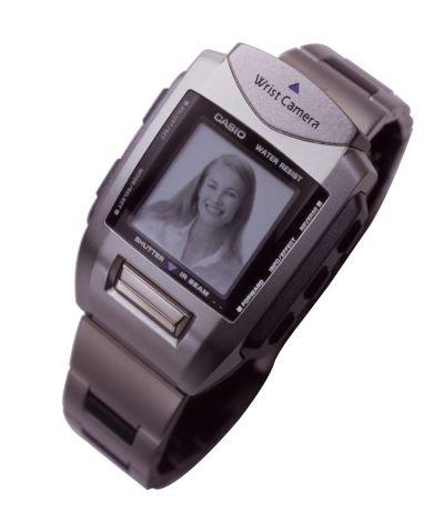 Casio Wrist Cam