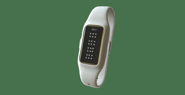 Dot braille smartwatch 1