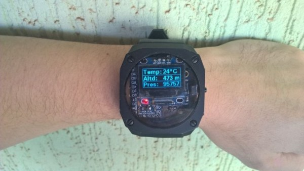 Make Your Own Smartwatch with an Arduino board - Liliputing