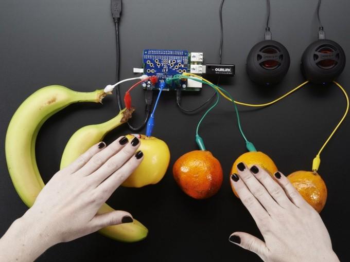 Fruit Piano
