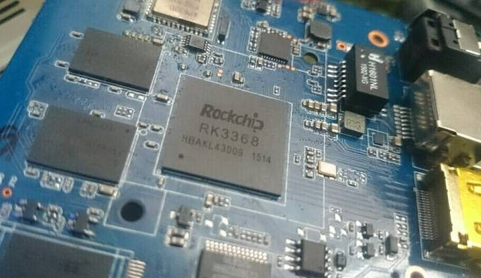Rockchip's RK3368 chip: Not as fast as last year's RK3288