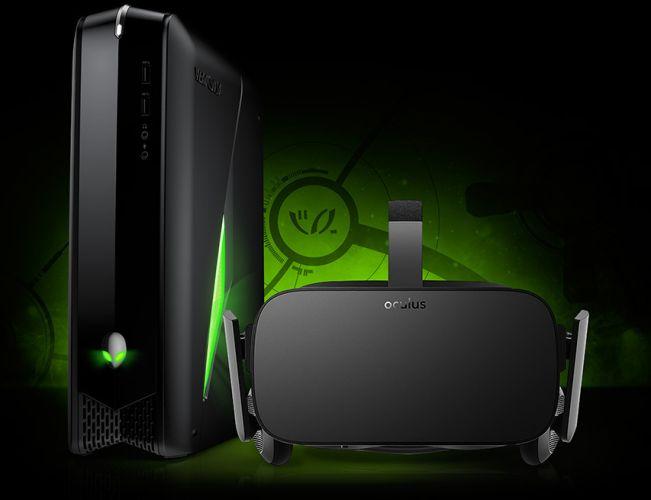 alienware oculus ready