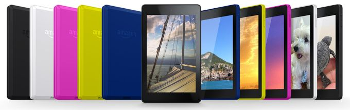 Amazon Fire HD 6 (first generation)