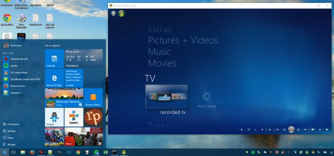 How to install Windows Media Center on Windows 10 (unofficially