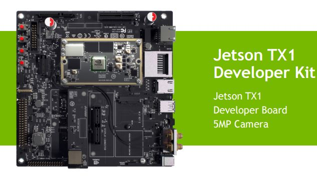 NVIDIA launches Jetson TX1 system-on-a-module for robots