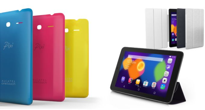 huge selection of d502a 376af Alcatel OneTouch launches Pixi 3 8 inch tablet with Windows 10 ...