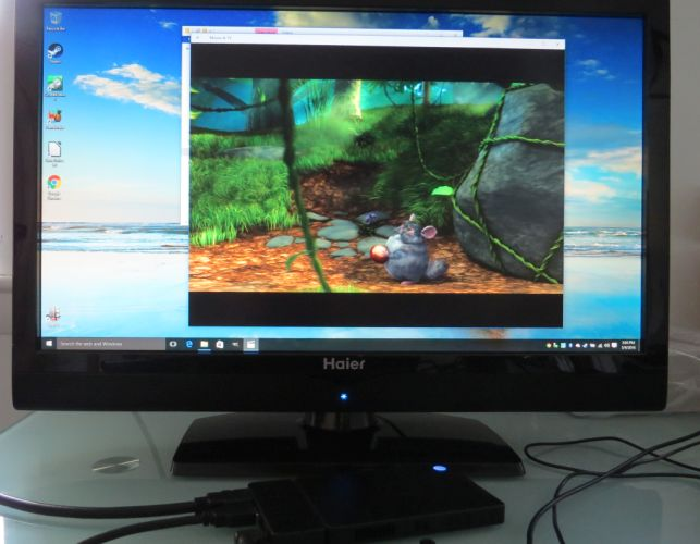 how to play 2160p video on pc