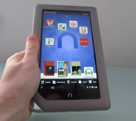Nook Book Purchased Online