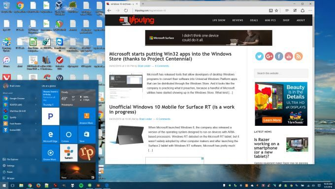 Upgrading to Windows 10 will cost $119 starting July 29th - Liliputing